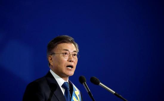 Tổng thống Hàn Quốc cam kết tăng ngân sách quốc phòng