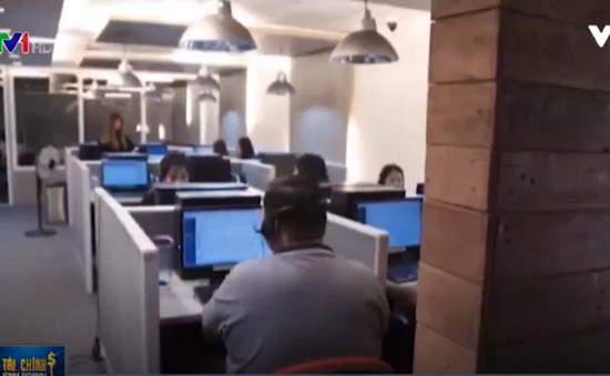 Ngành dịch vụ thuê ngoài trực tổng đài tạo ra nhiều việc làm ở Philippines
