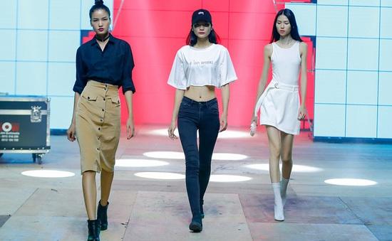 Top 3 Vietnam's Next Top Model 2017 - All Stars tất bật trước chung kết