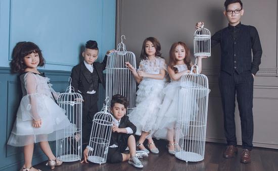 """Top 5 Siêu mẫu nhí hàng đầu Việt Nam tỏa sáng trong """"Siêu sao hội tụ"""""""