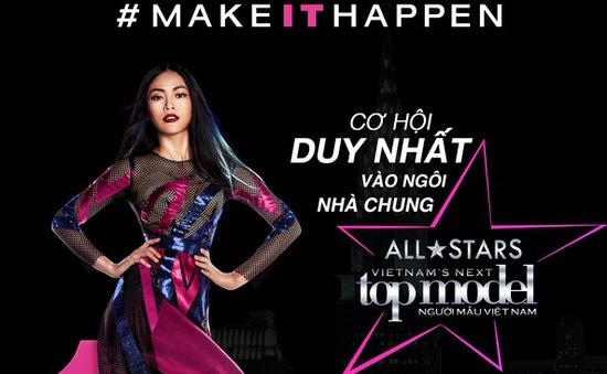 Vietnam's Next Top Model 2017: Thể lệ tham dự Top Model Online