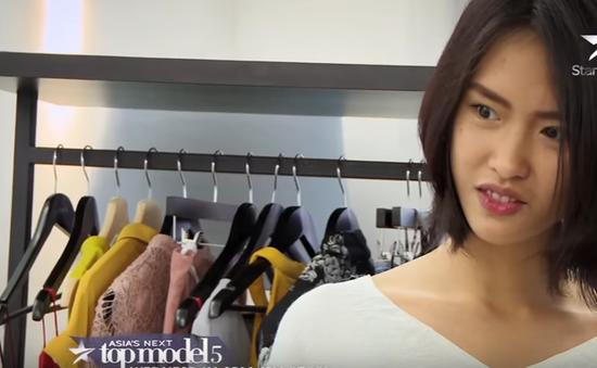 Thí sinh từng tranh cãi gay gắt với Minh Tú sẽ rời Asia's Next Top Model?