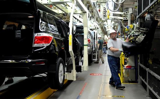 Toyota đạt lợi nhuận cao kỷ lục