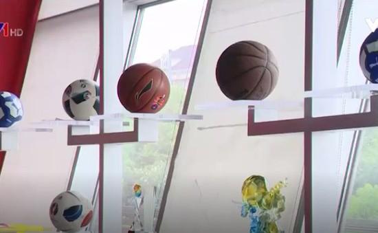 Thị trường thể thao -  Động lực mới cho tăng trưởng kinh tế Trung Quốc