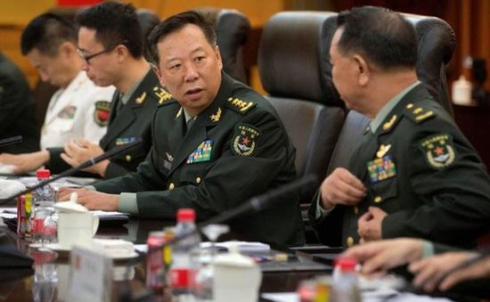 Trung Quốc thay Tổng tham mưu trưởng quân đội