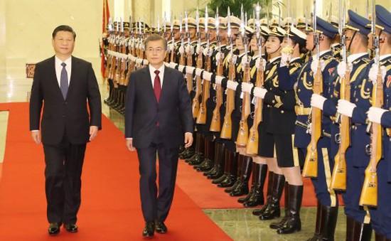 Hội đàm cấp cao Trung Quốc – Hàn Quốc
