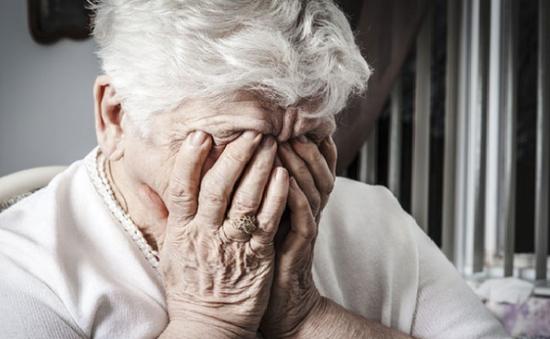 Bệnh trầm cảm ở người cao tuổi gia tăng ở mức báo động