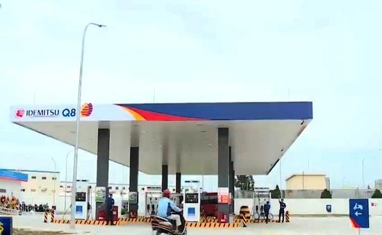 Trạm xăng ngoại đầu tiên xuất hiện tại Hà Nội