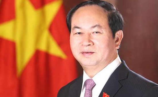 Chủ tịch nước gửi thư cho đồng bào, chiến sĩ cả nước nhân ngày Phòng, chống thiên tai của Việt Nam