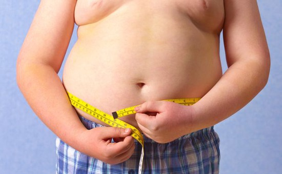 Trẻ thành thị béo phì tăng vọt trong 20 năm qua
