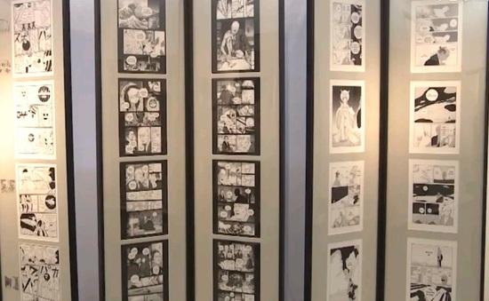 Truyện tranh Nhật Bản mê hoặc độc giả trên toàn thế giới