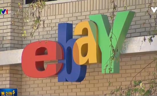 """Doanh nghiệp """"triệu phú"""" trên eBay tăng mạnh"""