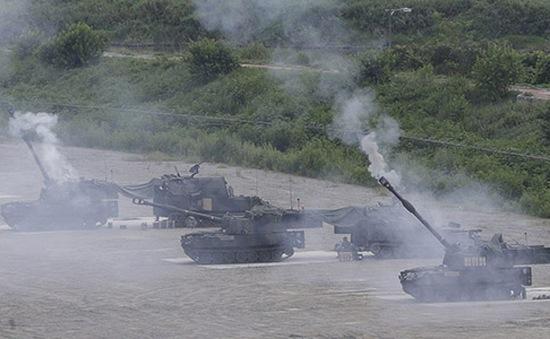 """Triều Tiên cảnh báo Mỹ - Hàn gây ra """"thảm kịch"""" nếu tập trận"""