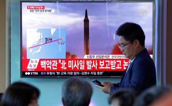 Hội đồng Bảo an LHQ họp khẩn về Triều Tiên