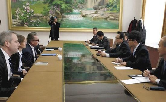 Phó Tổng thư ký Liên Hợp Quốc gặp giới chức ngoại giao Triều Tiên