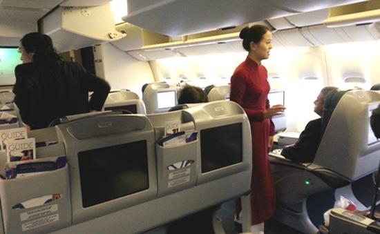 Những con số báo động về tình trạng trộm cắp trên máy bay