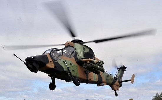 Trực thăng quân sự Đức rơi ở Mali, 2 binh sĩ thiệt mạng