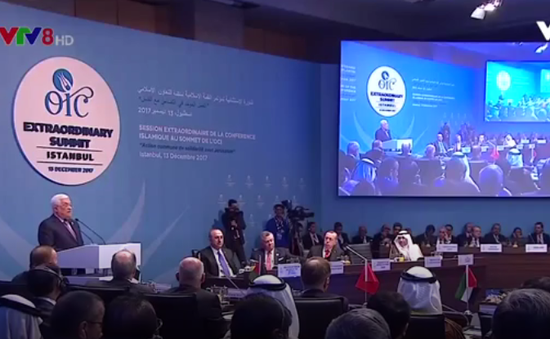 Tổng thống Palestine: Mỹ không nên làm vai trò trung gian ở Trung Đông