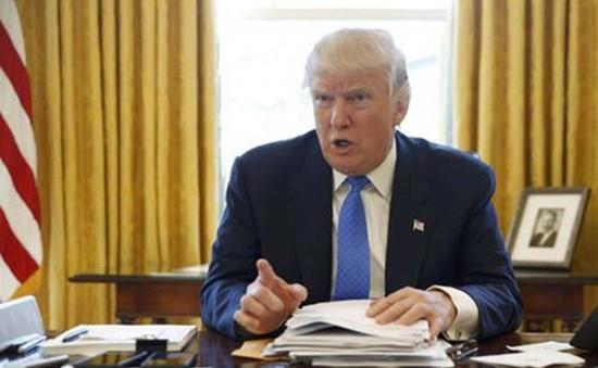 Tổng thống Trump muốn Mỹ đứng đầu về vũ khí hạt nhân