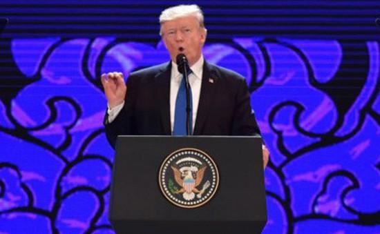 Tổng thống Donald Trump: Mỹ và Việt Nam không còn là kẻ thù mà là bạn