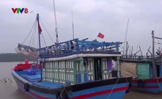 Các tỉnh Trung Trung Bộ dừng mọi hoạt động đường thủy