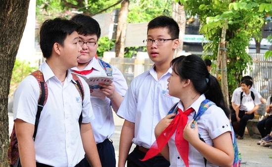 Điểm chuẩn lớp 6 trường THPT chuyên Trần Đại nghĩa là 58