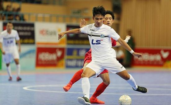Vòng 16 giải Futsal VĐQG 2017: Thái Sơn Nam chưa thể sớm mở tiệc ăn mừng