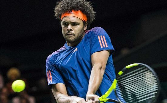 Bán kết quần vợt Rotterdam mở rộng: Tsonga thắng trận thứ 400 trong sự nghiệp