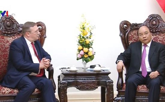Thủ tướng tiếp Đại sứ Hungary