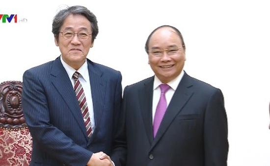 Thủ tướng tiếp Đại sứ Nhật Bản