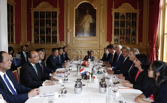 Thủ tướng hội kiến lãnh đạo Quốc hội Hà Lan