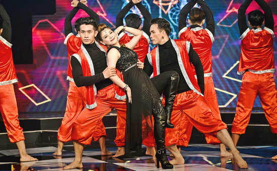 Thanh Thảo lãng mạn và bùng nổ trong minishow Âm nhạc và Bước nhảy