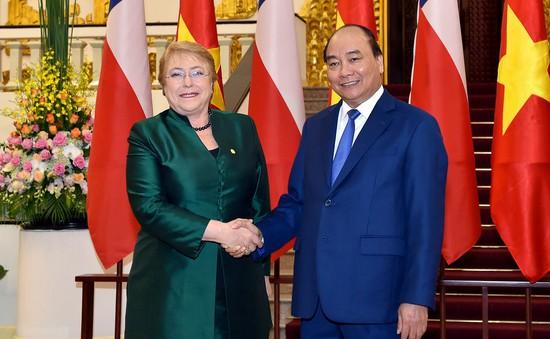 """""""Việt Nam - Chile cần mở thêm các chương trình hợp tác mới"""""""