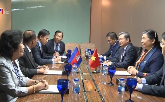 Tăng cường hợp tác với Nghị viện các nước Đông Nam Á