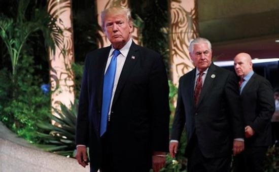 Tổng thống Trump không tham gia phiên toàn thể Hội nghị Cấp cao Đông Á