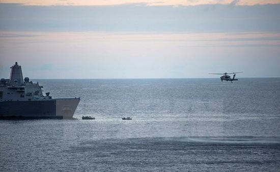 Mỹ dừng tìm kiếm quân nhân vụ máy bay rơi ngoài khơi Australia