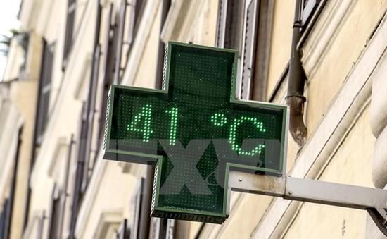 Nắng nóng trầm trọng trong nhiều thập kỷ tới ở châu Âu