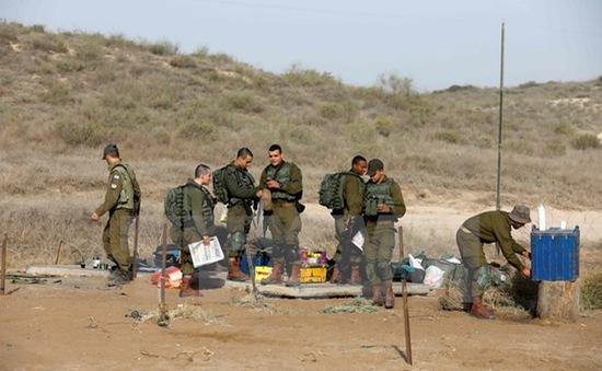 Israel bắt giữ một thủ lĩnh cấp cao của phong trào Hồi giáo Jihad