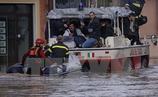 Hy Lạp: Mưa lũ khiến ít nhất 10 người thiệt mạng