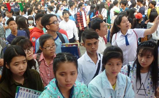 50.000 học sinh tham gia Ngày hội tuyển sinh, hướng nghiệp tại Cần Thơ