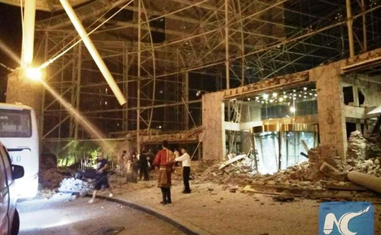 Trung Quốc: Động đất ở Tứ Xuyên, ít nhất 9 người thiệt mạng