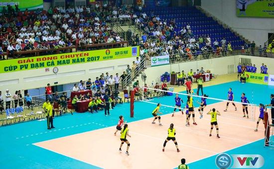 ẢNH: Những hình ảnh ấn tượng trận chung kết nữ giải bóng chuyền Siêu cúp Quốc gia 2017