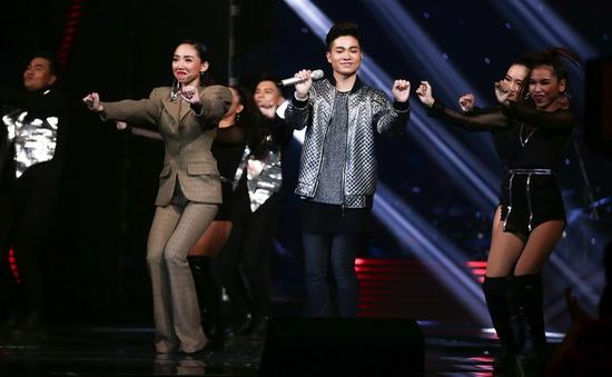 Giọng ca phi giới tính Tùng Anh rời Giọng hát Việt