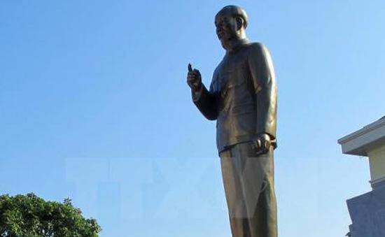 Khánh thành tượng Chủ tịch Hồ Chí Minh tại thành phố Mimasaka, Nhật Bản