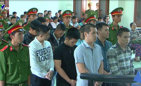 Phú Yên: Tuyên án 9 bị cáo liên quan vụ giết người tại Tuy Hòa