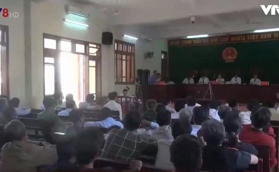 Quảng Ngãi tuyên án tù treo nguyên lãnh đạo huyện Sơn Tây