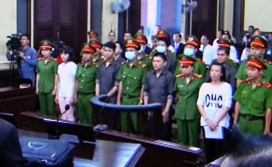 Tuyên án nhóm khủng bố đặt bom tại sân bay Tân Sơn Nhất