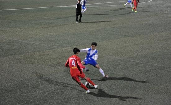 U17 Hoàng Anh Gia Lai thắng trận thứ 2 tại Hàn Quốc trước U17 Uijeongbu
