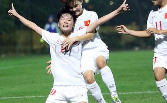 VCK U19 nữ châu Á 2017: U19 nữ Việt Nam cùng bảng với U19 Nhật Bản, Hàn Quốc và Australia