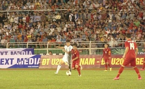 U20 Việt Nam và sự linh hoạt nơi tuyến tiền vệ